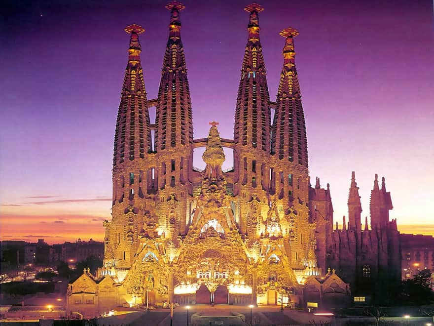 Agencia seo Barcelona | Sagrada Familia