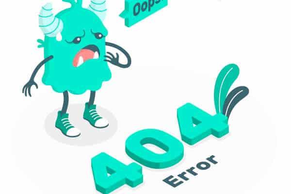 codigo de respuesta 404