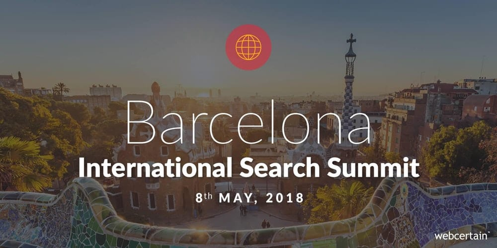 International Search Summit Barcelona