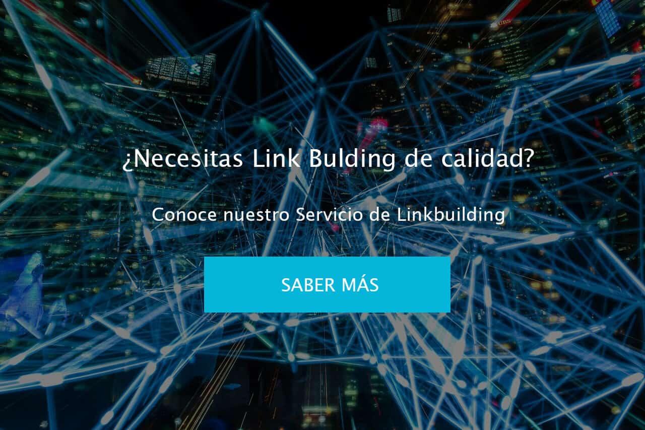 Servicio de linkbuilding